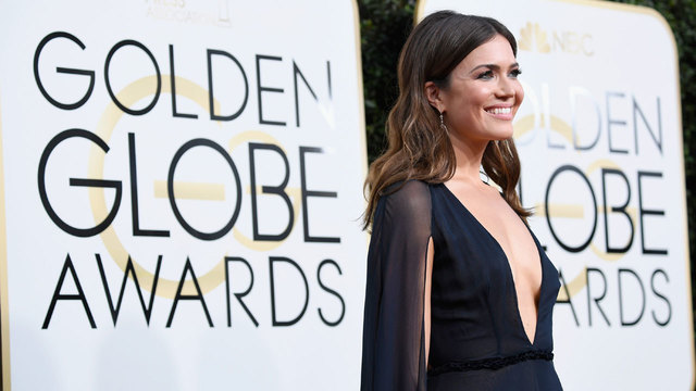 Mandy Moore at 2017 Golden Globes12041299