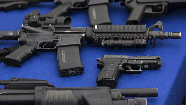 Bill that would reduce handgun license fee headed to full Senate