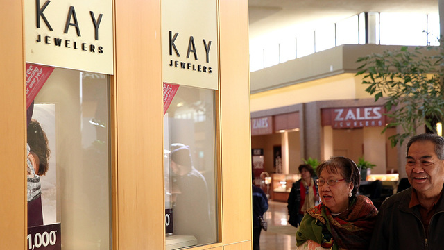 Kay, Jared jewelry chains hit with discrimination allegations