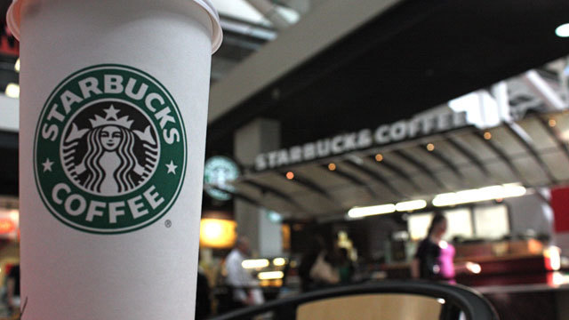 Some Starbucks now have coffee ice cubes -- for 80 cents more