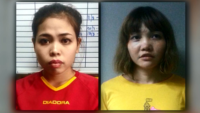 Evidence Shows 2 Foreign Women Killed Jong-Nam By Poisoning Him - Prosecution