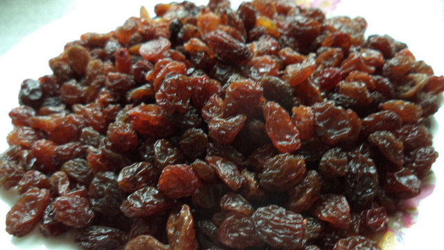 bad foods for dogs - raisins51285510
