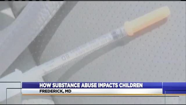 Program helps children in Frederick County Maryland cope with addiction of a close family member