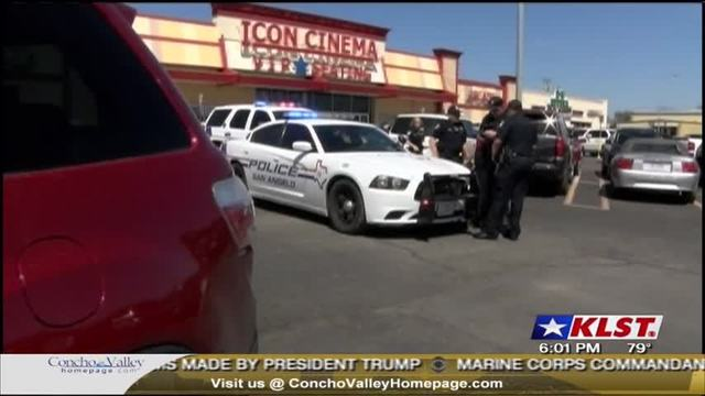 Police Chase Ends with Arrest at Local Cinema - Story