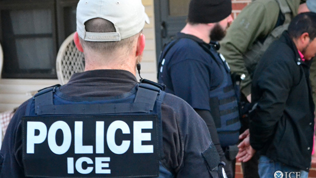 ICE Releases List Of Sanctuary Jurisdictions Set To Lose Federal Funding