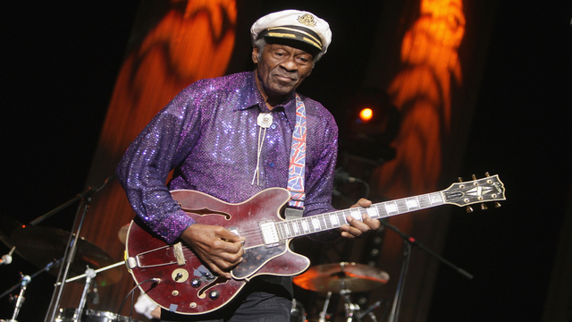 Musicians remember Chuck Berry's genius