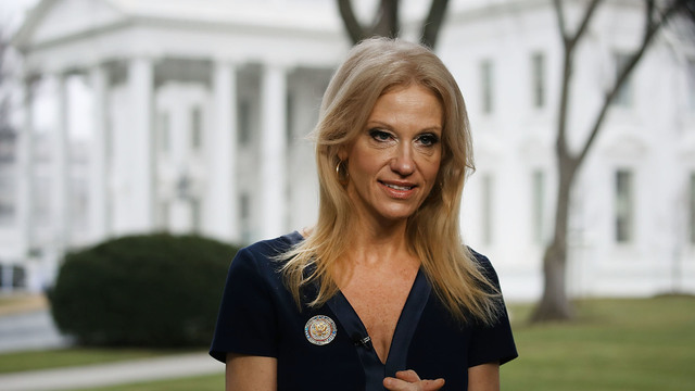 Conway's husband tapped for DOJ role