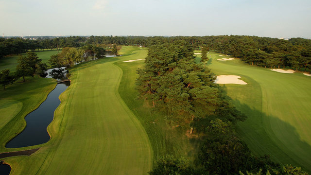 Tokyo 2020 golf course will admit women as full members