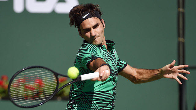 Federer claims record-equaling 5th Indian Wells title