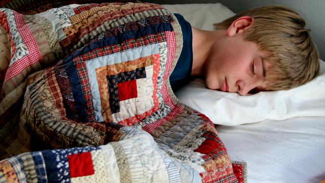 Study: Homeschooled Kids Sleep More Than Others