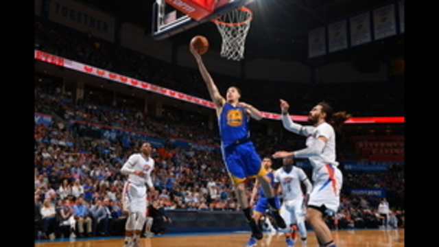 Warriors win testy trip to Oklahoma City