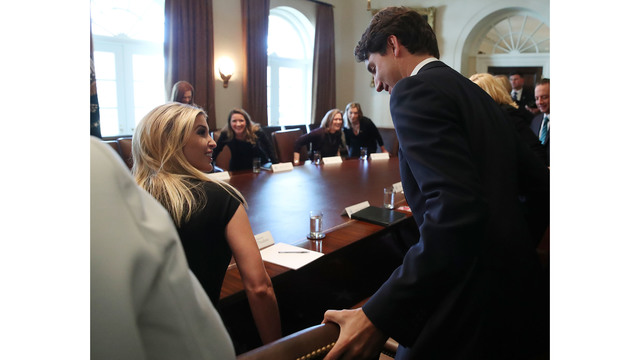 Donald Trump Hosts Canadian PM Justin Trudeau At The White House35369975