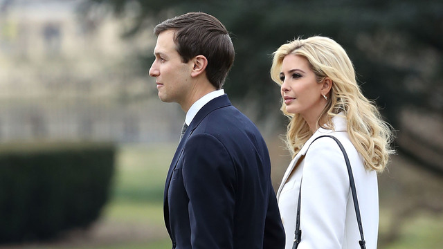 Ivanka, Jared Kushner, President Trump Departs The White House for South Carolina63852536