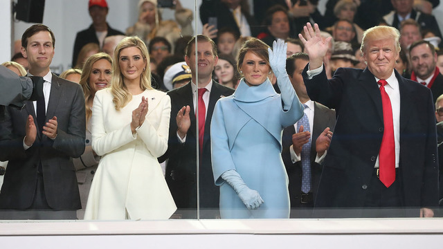 Parade celebrates Donald Trump inauguration18746257