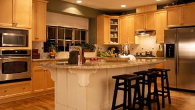 Go green with a kitchen remodel