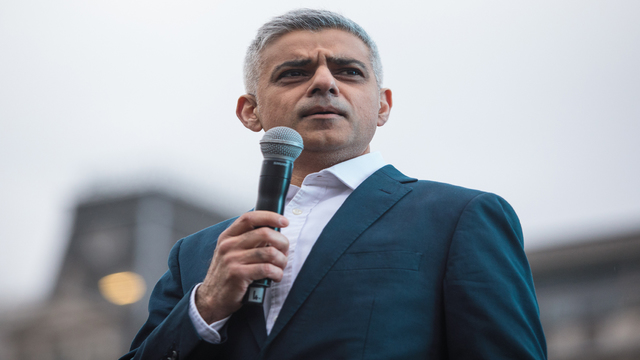Sadiq Khan: Cancel Donald Trump's United Kingdom visit