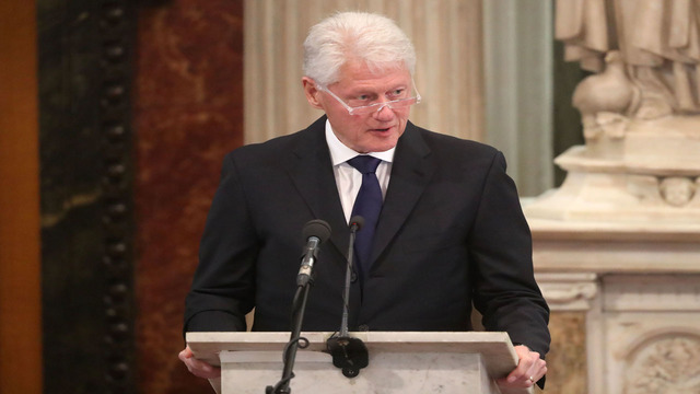Bill Clinton named commencement speaker at Hobart and William Smith Colleges