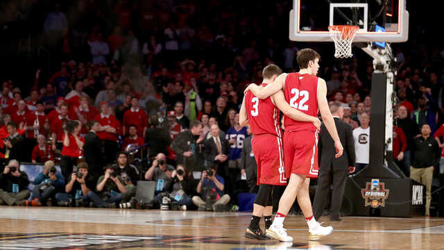 Ethan Happ Zak Showalter after Wisconsin loss to Florida.jpg95186741