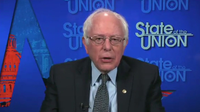 Sanders condemns shooter who 'apparently' volunteered on campaign