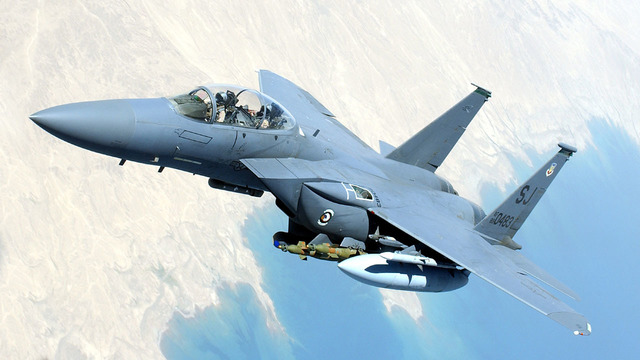 Qatar, US sign $12B deal on purchase of F-15 jet fighters