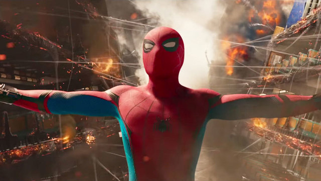 Iron Man, bro bonding and Michael Keaton in 'Spider-Man: Homecoming' trailer