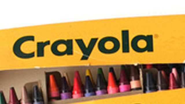 Crayola retires dandelion yellow from their iconic box