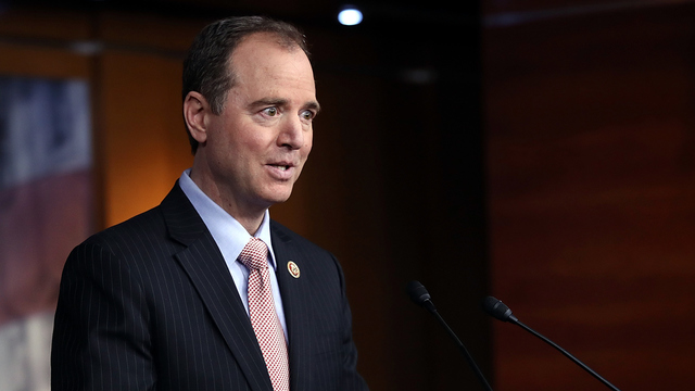 Schiff: White House fights document release