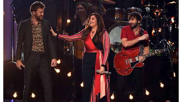 Hillary Scott Charles Kelley Dave Haywood Lady Antebellum Academy of Country Music Awards 201781098110