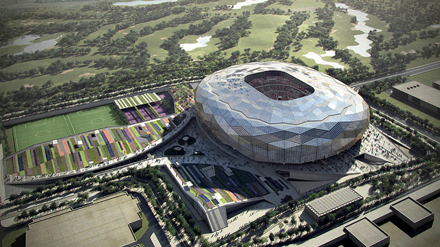 Qatar slashes budget for 2022 World Cup by at least 40%