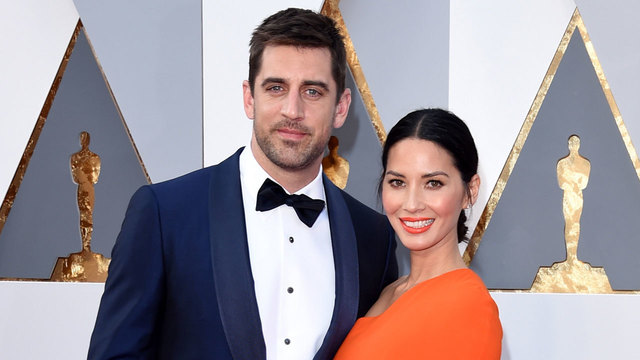 Aaron Rodgers, Oliva Munn reportedly break up