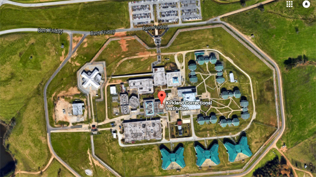 SC inmates charged in killings of 4 other prisoners