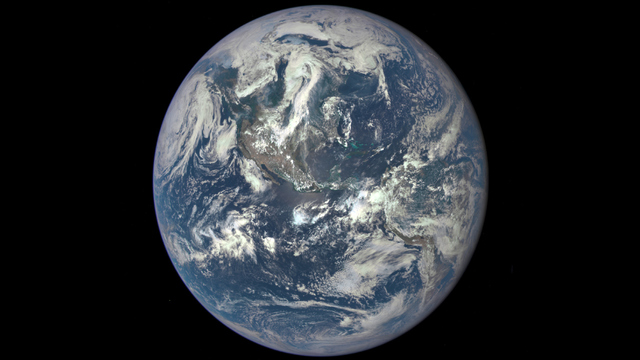 NASA offering up sections of Earth