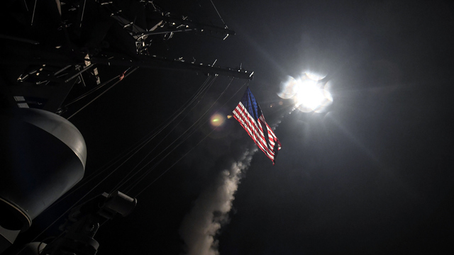 Iran condemns US strike on Syrian airbase