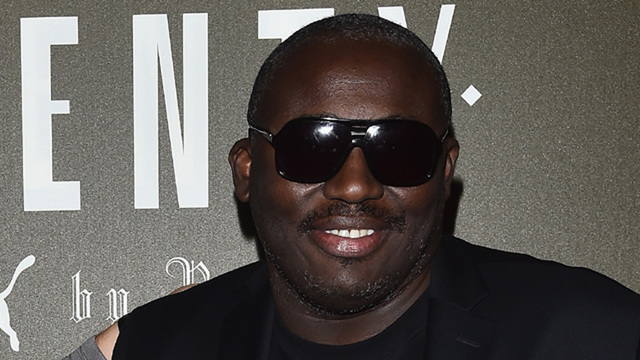Edward Enninful becomes the first male editor of British Vogue