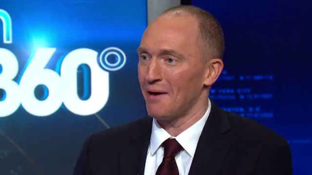 FBI monitored former Trump campaign adviser Carter Page on Russia