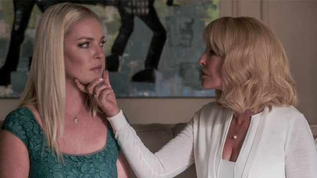 Katherine Heigl on 'Unforgettable,' overcoming 'mommy guilt'