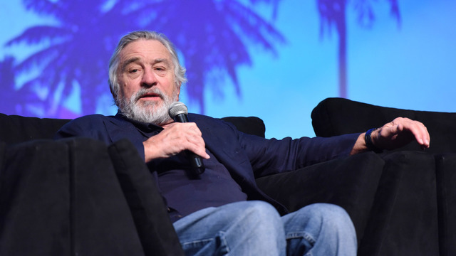 De Niro explains his 'Godfather' experiment