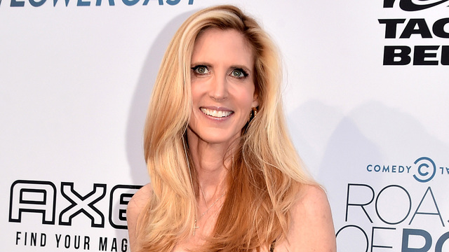 UC Berkeley Postpones Ann Coulter's Lecture Amid Fears Of Violence