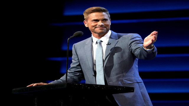 Rob Lowe is your new Colonel Sanders