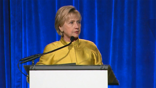 Gallup: Hillary Clinton's favorability rating hits new low