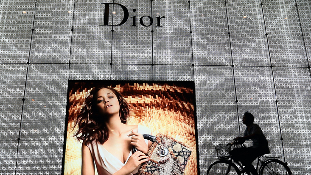 Louis Vuitton group LVMH takes control of Christian Dior in £10bn deal