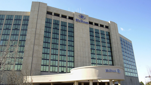 Hilton hiring another 20K veterans, their families