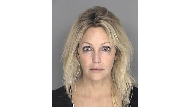 celeb mugshots - Heather Locklear25167876