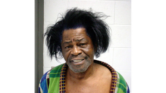 celeb mugshots - James Brown58056946