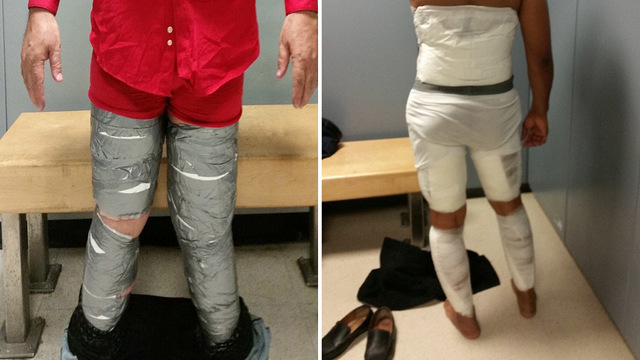 US woman arrested at Australia airport stashed cocaine in heels