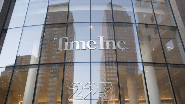 Time Inc. Puts a Hold on Sale Rumors