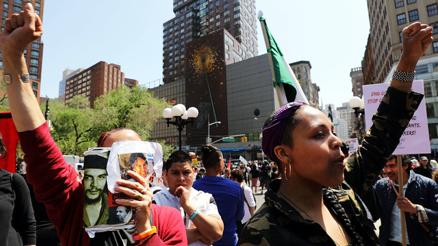 May Day New York Protests Union Square.jpg74366669
