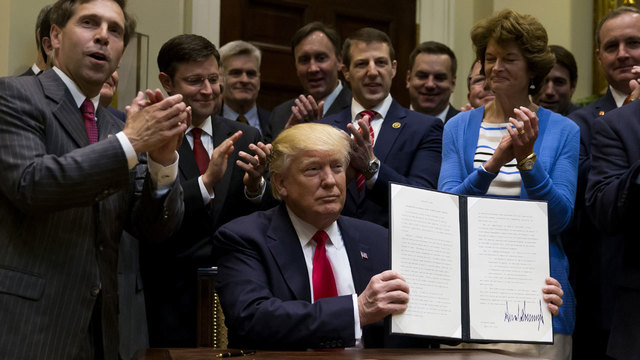 Donald Trump signs America-First offshore energy executive order98314313