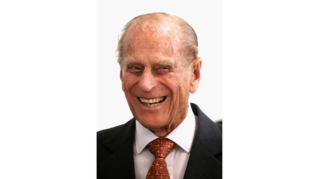 Prince Philip smiling 2015 June48807949