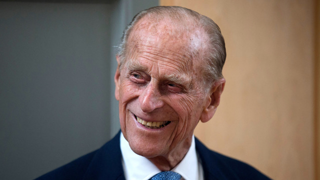 Prince Philip, Richmond Adult Community College June 201528958667